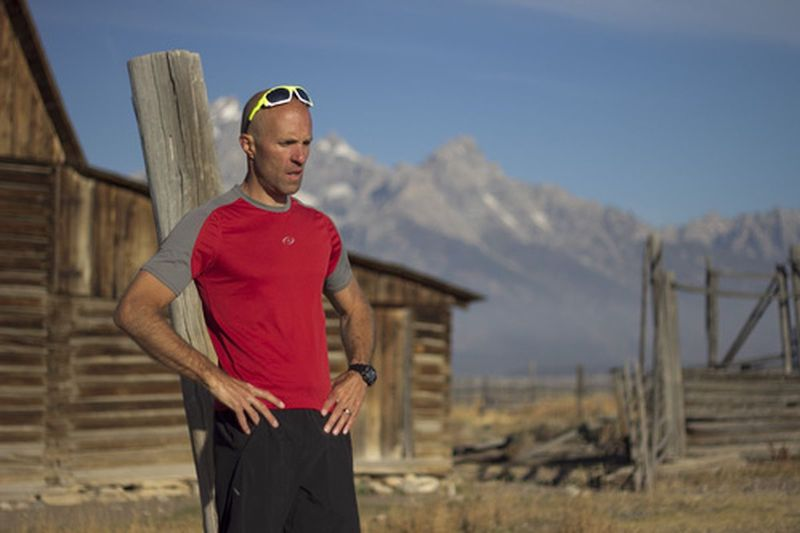 Born To Run : Eric Orton