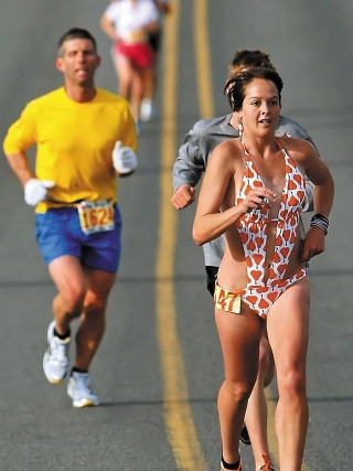 Born To Run : Jenn Shelton