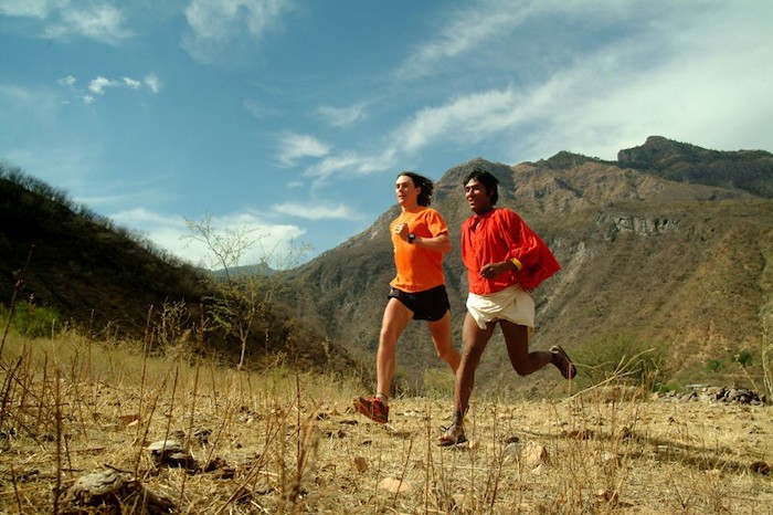 Born To Run : Scott Jurek et Arnulfo Quimare