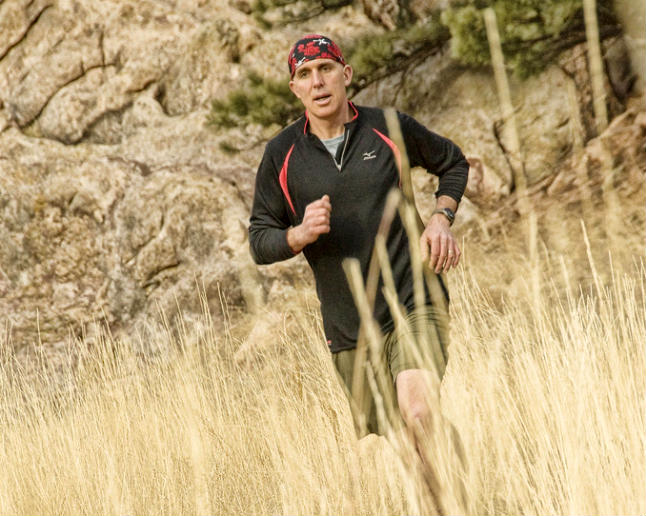 Born To Run : Chris Mac Dougall